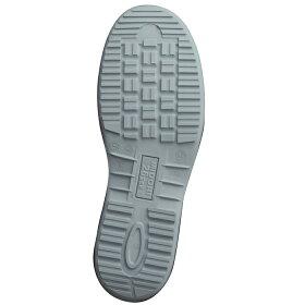 【大サイズ】滑りにくい靴ミドリ安全安全靴超耐滑底ワイド樹脂先芯ハイグリップセフティHGS310ブラック大