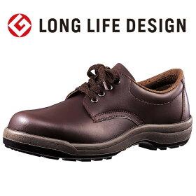 【大サイズ】耐油・耐薬仕様安全靴【送料無料】ミドリ安全CF210NTダークブラウン29.0・30.0(EEE)