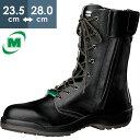静電安全靴 ミドリ安全 静電安全靴 小指も守るプロテクトウズ5 PCF230FN オールハトメ...