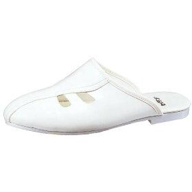 ラバー1層底静電作業靴ミドリ安全【送料無料】CS961ホワイト通気構造