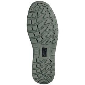 【楽天ランキング1位】安全作業靴ミドリ安全鋼製先芯発泡ポリウレタン2層底作業靴デサフィオDSF01EEEEブラック