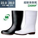 【楽天ランキング1位】ミドリ安全 超耐滑長靴 [ハイグリップ・ザ・サード] NHG2000ス...