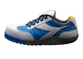 新作最新ディアドラ安全靴【送料無料】DIADORA【安全作業靴】RAGGIANAラジアナ[RG−14ホワイト/ブルー、RG−23ブラック/レッド]