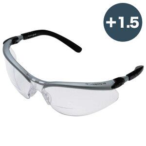スリーエム 3M BX(TM) 保護メガネ ルーペ (+1.5)付 11374