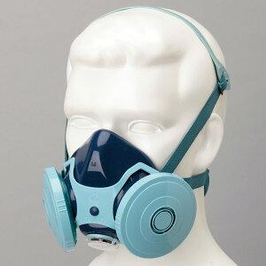 防塵マスク 興研 KOKEN フィルタ取替式防じんマスク 1021R シリコン 国家検定合格 [通常サイズ/Sサイズ]