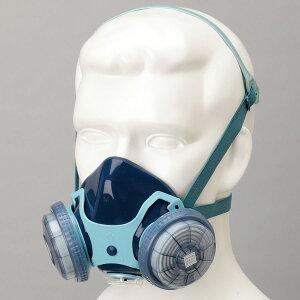 防塵マスク 興研 KOKEN フィルタ取替式防じんマスク 1121R シリコン 国家検定合格 [通常サイズ/Sサイズ]