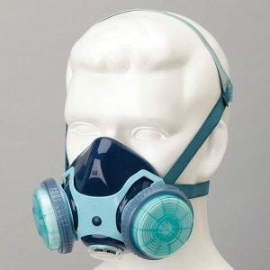 防塵マスク 興研 KOKEN フィルタ取替式防じんマスク 1122R シリコン 国家検定合格 [通常サイズ/Sサイズ]