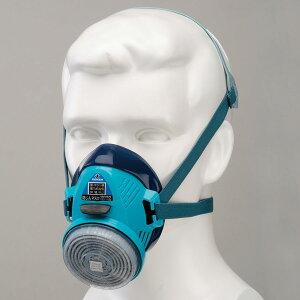 フィルター取替式 防じんマスク [興研 KOKEN] 1180C フィルタ取替式 1180の防臭タイプ フィットチェッカー内蔵 国家検定合格 [通常サイズ/Sサイズ]