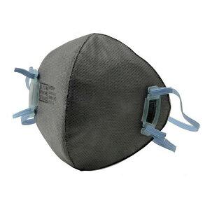 防塵マスク 【10枚入】 使い捨て式 防じんマスク MD09C 活性炭入(10枚入)