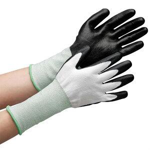 【ロングタイプ 10双入】カットガード130Bロング EN388カットレベル3 ツヌーガ(R) 耐切創性手袋 《切り傷防止》 グローブ 作業手袋 10双入 【S/M/L/LL】