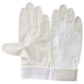 羊革製手袋 【薄手】 [トンボレックス] ホワイト RS-601W 薄手・甲ニット仕様 グローブ 作業手袋 作業用手袋 【1双】 [S/M/L/LL]