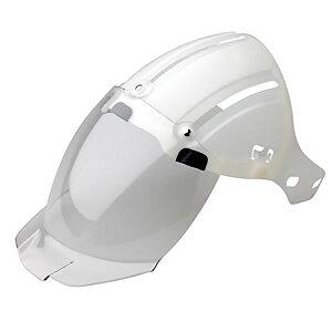 【交換用】 ヘルメット内装品 SC-15PCLS用 ミドリ安全 侍 シールド面セット
