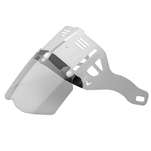 【交換用】 ヘルメット内装品 SC-13PCLVS用 ミドリ安全 シールド面セット