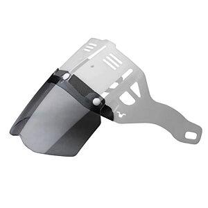 【交換用】 ヘルメット内装品 SC-13PCLVS用 M50 ミドリ安全 シールド面セット