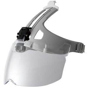 【交換用】 ヘルメット内装品 SC-19PCLSミドリ安全 シールド面セット