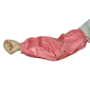 ナイロン腕カバー[コヤナギ]【防水・防雪】#6100ナイロン100%バイオレットフリーサイズ