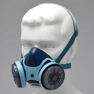 防塵マスク 興研 KOKEN フィルタ取替式防じんマスク 7121R [通常サイズ/Sサイズ]