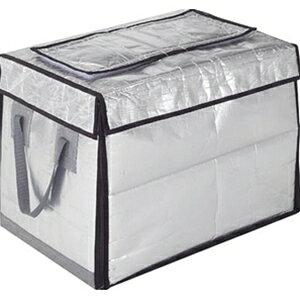 トラスコ中山 TRUSCO クーラーバッグ 保冷 物流保管用品 運搬台車 カゴ車 ハンドトラックボックス保冷タイプ600×450 THB100C