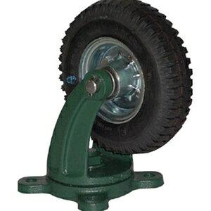 トラスコ中山 TRUSCO 物流保管用品 運搬台車 工場・倉庫用運搬車 鋼鉄製運搬車用空気タイヤ 鋳物金具自在Φ223(2.50-4) OARJ223
