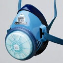 【楽天ランキング1位】 防塵マスク ミドリ安全 フィルタ取替式防じんマスク 1111 シリコン 国家検定合格
