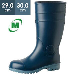 【大きいサイズ】 安全長靴 NW1000 スーパー ミドリ安全 静電 ワイド樹脂先芯 ブルー 29.0-30.0cm EEEE