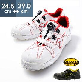 ディアドラ安全靴 DIADORA 安全作業靴 JSAA A種 PARAKEET パラキート PK-131 PK-252 24.5cm〜28・29cm(EEE)