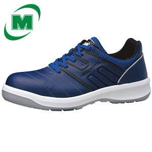 ミドリ安全 ワイド樹脂先芯 G3590 先芯 JSAA認定 安全作業靴 SAFETY SNEAKER つまずき防止設計 プロテクティブスニーカー プロスニーカー 安全靴 スニーカー ひもタイプ [ネイビー] 23.5cm〜28.0cm(EEE)