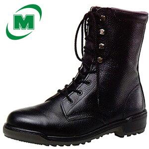 【23.5〜28.5】安全靴 ミドリ安全 MZ030J ブラック[耐滑 軽量 上編み上げ] 日本製