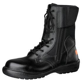 安全靴活動靴ミドリ安全【送料無料】【消防仕様静電安全靴】《ステンレス踏抜き防止板内装》ラバーテック・長編上靴RT738FP-4静電