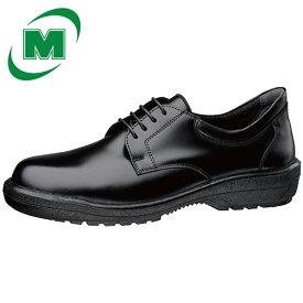 牛革紳士靴 ミドリ安全 【タフでソフトな紳士靴】 《約1100℃の炎にも耐える、耐熱底》 牛革紳士靴 [ラバーテック] RT1310 ブラック 日本製
