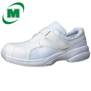 【先芯入り】ミドリ安全 ナースシューズ 疲れにくい セーフティシューズ ケアセフティ CSS‐01CAPN ナースシューズ メンズ レディース スニーカー 安全作業靴 軽量 耐滑 防滑 抗菌加工 [病院だ