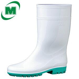 ミドリ安全 超耐滑長靴 ハイグリップ HG3000N スーパー 滑りにくい靴 男女兼用 レディース メンズ 抗菌 耐油 耐薬 コックシューズ 厨房シューズ ホワイト 日本製