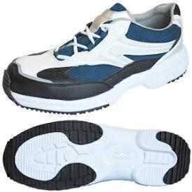 安全作業靴 [先芯入スニーカー] ワークプラス 先芯 スニーカー MJK-701 ブルー