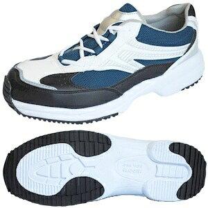 ミドリ安全 ワークプラス MJK-701 先芯 JSAA認定 スニーカー [先芯入スニーカー] メンズ レディース 作業靴 安全作業靴 プロテクティブスニーカー プロスニーカー [ブルー] 22.0cm〜28.0cm・29.0cm(EEE)
