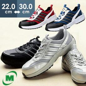 安全作業靴 ミドリ安全 男女兼用 超軽量 先芯入りスニーカー 紐タイプ ワークプラス・スーパーライト SL601