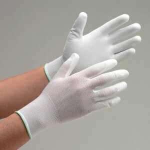 【楽天ランキング1位】 作業手袋 精密作業用 ミドリ安全 【薄手タイプでフィット感に優れた組立・検査用手袋:素手感覚!】 作業用手袋 NPU−150 10双入り