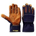防火手袋 防水 ケブラー(R)繊維製 [トンボレックス] 防火 防水 K-TFG6NV グローブ 作業手袋 作業用手袋 【1双】ネイビ…
