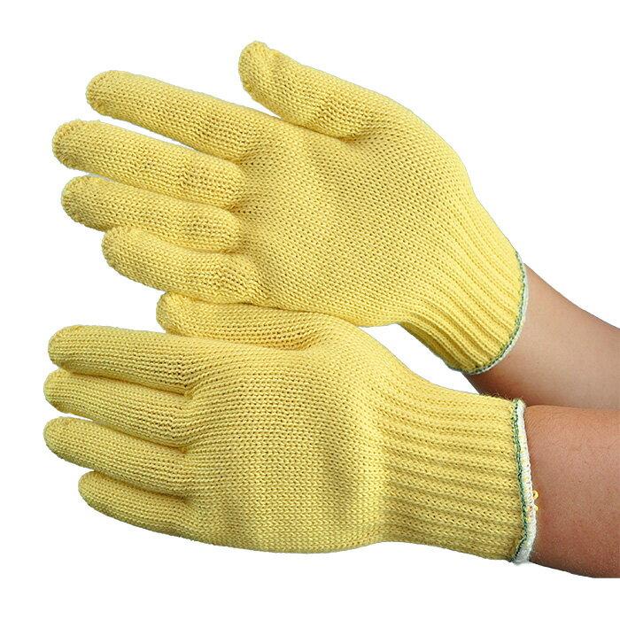 災害用手袋 [耐切創性 耐熱手袋] KB-100 ケブラー手袋 ケブラー(R) 防災グッズ 災害時に備える手袋 滑り止め加工なし グローブ 作業手袋 フリーサイズ 【ランキングにランクイン】