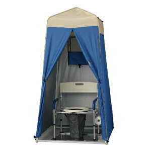 防災用品 生活用品 簡易トイレ イーストアイ マンホールトイレ 洋式タイプ VE100W (トイレ+テントSタイプ) 備蓄 災害用