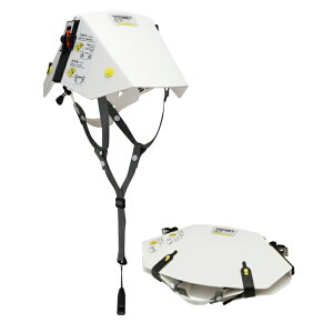 防災 ヘルメット [震災 災害 避難] 防災用 折りたたみ式ヘルメット タタメットBCP