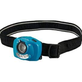 トラスコ中山 TRUSCO オフィス住設用品 照明用品 懐中電灯 LEDヘッドライト ブルー THLC113AB