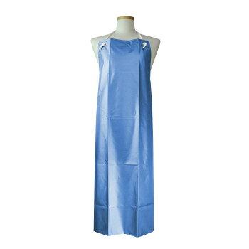 防水エプロンナイロン100%胸付エプロン[コヤナギ]【防水】#6300(85×110cm)