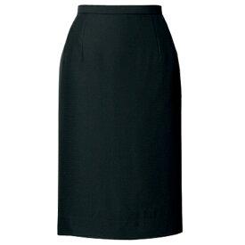 レディース スカート オフィスユニフォーム 事務服 [セロリー] SELERY cressai スカート 15600 ブラック 21・23号 仕事着