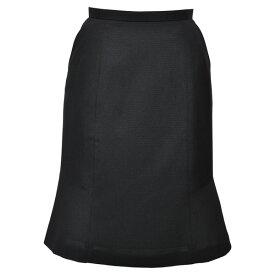 レディース スカート オフィスユニフォーム 事務服 [セロリー] SELERY cressai スカート 15610 ブラック 5~19号 仕事着