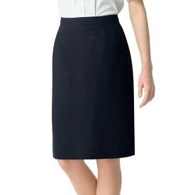 レディース スカート オフィスユニフォーム 事務服 [セロリー] SELERY cressai スカート 15730 ブラック 仕事着