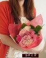 春の花束・・ミニブーケお届けは4月15日まで10P15Jan10