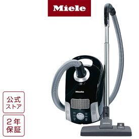 Miele ミーレ 掃除機 紙パック式 紙パック 紙パック式掃除機 Compact C1 SCAO 3 OB HomeCare オブシディアン ブラック 送料無料