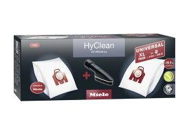 【メーカー公式】Miele ミーレ HyClean 3D ダストバッグ FJMユニバーサル XL パック - ダストバック ダストパック 紙パック式 替えパック ブラシ 玄関 カーペット 絨毯 ソファ 掃除機