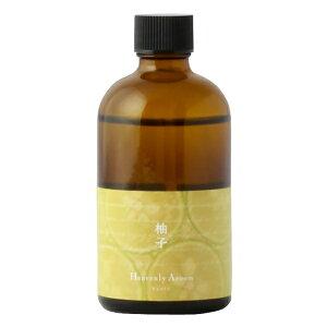 Heavenly Aroom フレグランスリフィル 柚子 100ml ユズ ルームフレグランス アロマディフューザー 芳香剤 詰替用