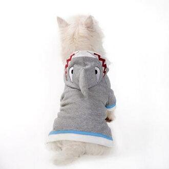 ★ 杜高 NY SharkDog 帽衫帽衫的狗